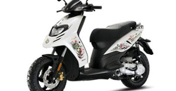 Piaggio Typhoon Rent Ibiza