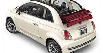 Fiat 500 Cabrio Car Rent Ibiza