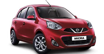 Nissan Micra Car Rent Ibiza
