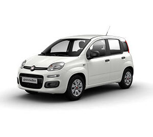 FIAT Panda Economic Car Rent Ibiza